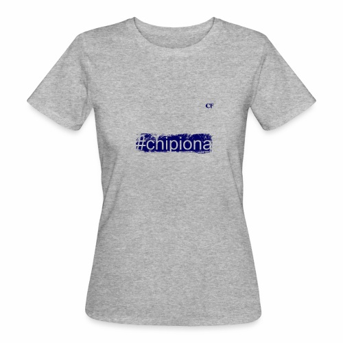 Hashtag Chipiona - CF - Camiseta ecológica mujer