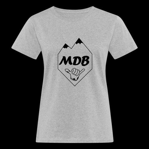 Madabe Logo Shirt - Frauen Bio-T-Shirt