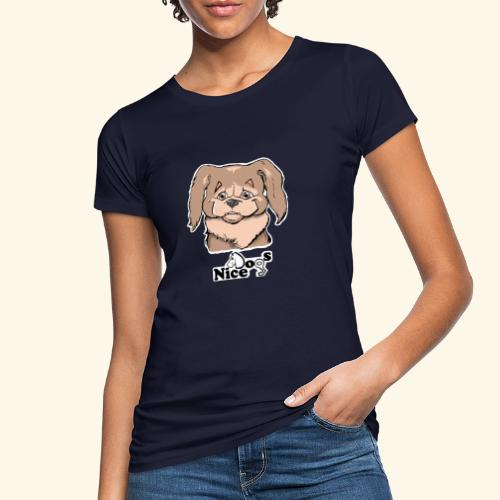 PECHINESE 2 - T-shirt ecologica da donna