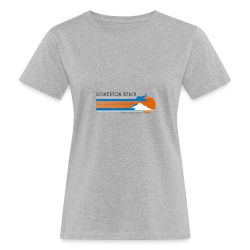 Somerton Beach: Tamam Shud Mystery - Women's Organic T-Shirt