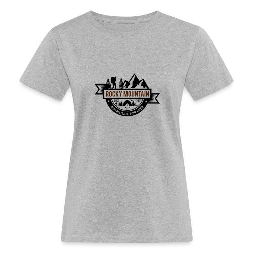 ROCKY MOUNTAIN - T-shirt ecologica da donna