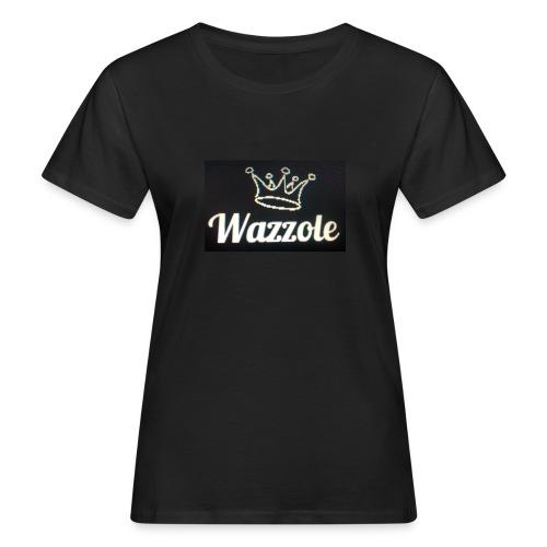 Wazzole crown range - Women's Organic T-Shirt