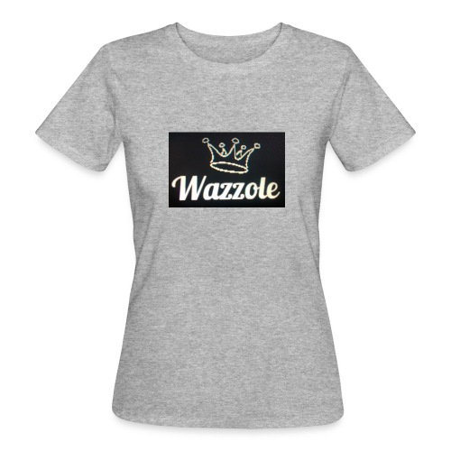 Wazzole crown range - Women's Organic T-Shirt