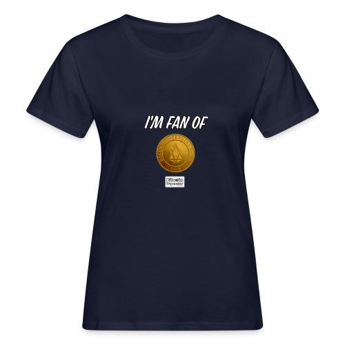 I'm fan of Eos - T-shirt ecologica da donna