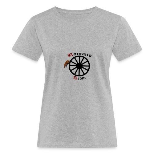 626878 2406580 lennyromanodromutanbakgrundsvartbjo - Ekologisk T-shirt dam