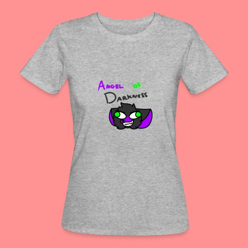 Angel Of Darkness - Women's Organic T-Shirt