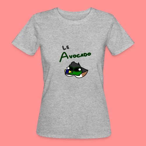 Le Avocado - Women's Organic T-Shirt