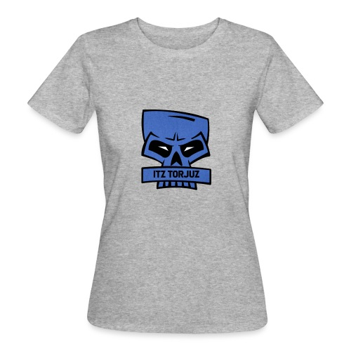 Itz Torjuz - Økologisk T-skjorte for kvinner
