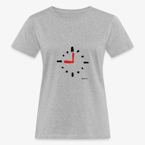 Kello - Naisten luonnonmukainen t-paita
