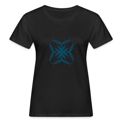 Ritter Kreuz - Frauen Bio-T-Shirt