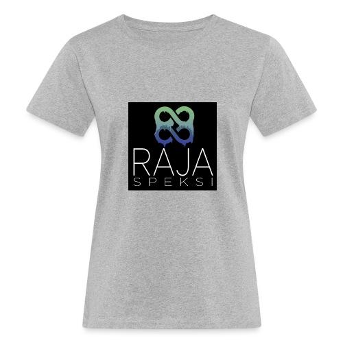 RajaSpeksin logo - Naisten luonnonmukainen t-paita