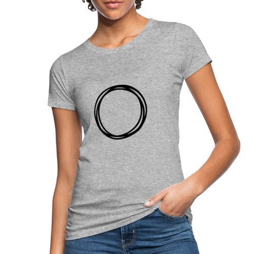 Circles and circles - Women's Organic T-Shirt