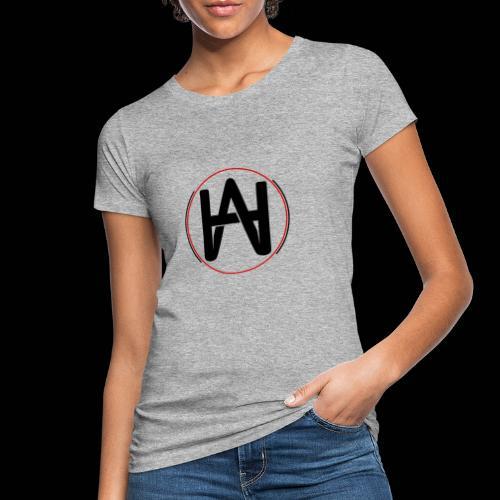 Logo Circulo rojo - Camiseta ecológica mujer