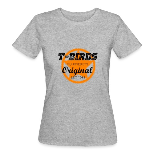 T-Birds1988 - hell - Frauen Bio-T-Shirt