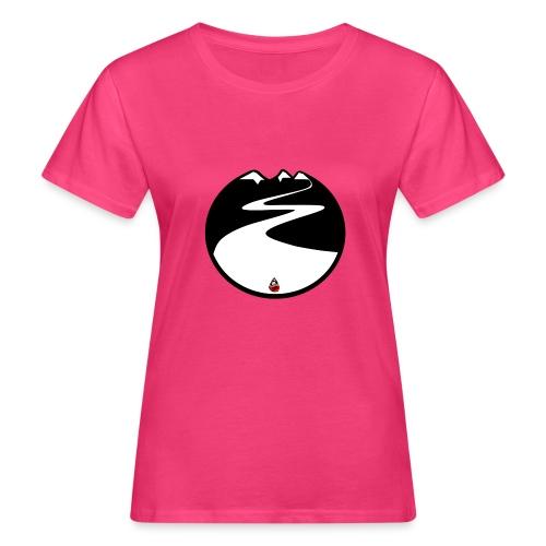 Montagne noire - T-shirt bio Femme