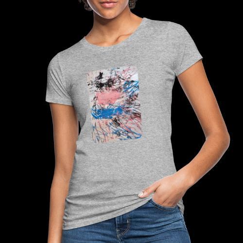 Emelie Kunstwerk V. - Frauen Bio-T-Shirt