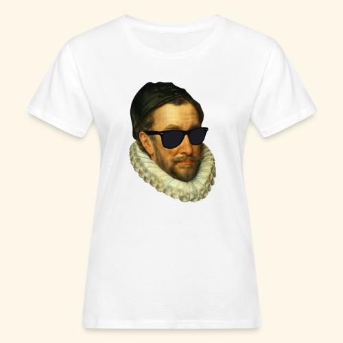Fijn Uitgedoste Barbaar (zonder tekst) - Vrouwen Bio-T-shirt