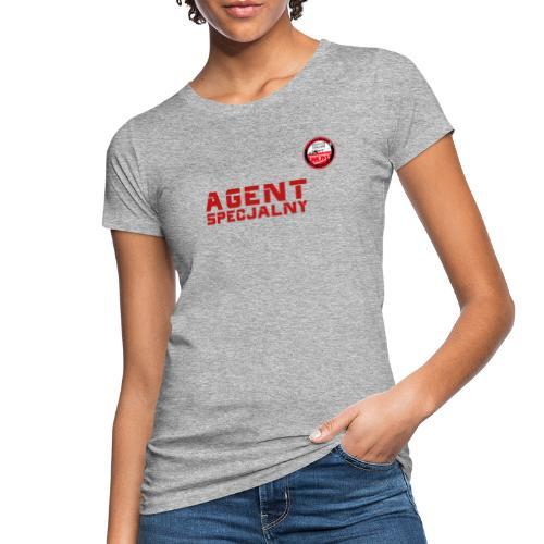 Agen Specjalny Akademii Wywiadu™ - Ekologiczna koszulka damska