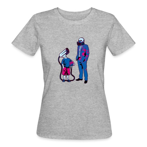 Littele Brother Big Brother - Vrouwen Bio-T-shirt