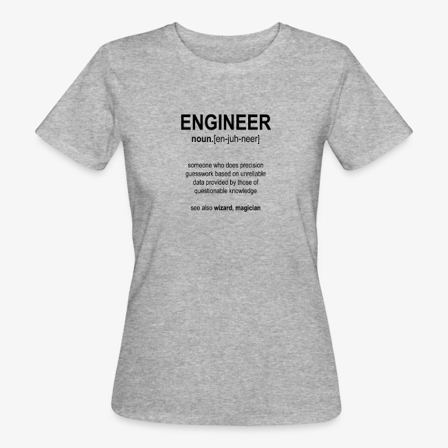 """""""Engineer"""" Def. 1 (Black)"""