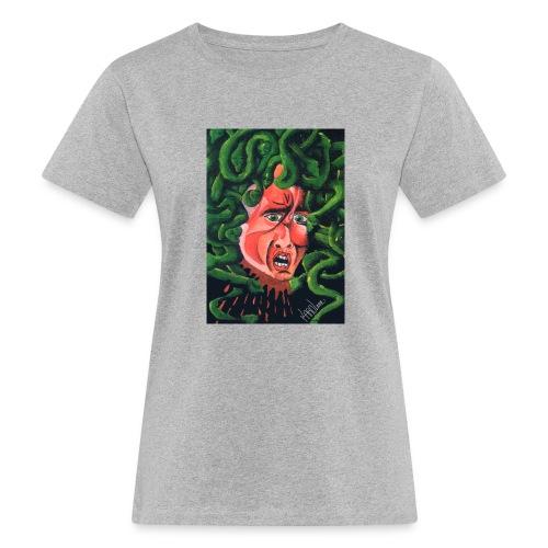 MedusaMay - T-shirt ecologica da donna