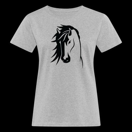Stallion - Women's Organic T-Shirt