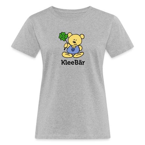 KleeBär - Frauen Bio-T-Shirt