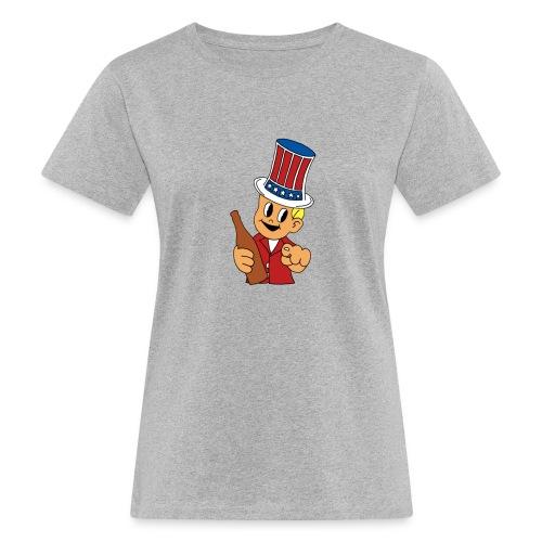 Anchorman Milk was a bad choice - Naisten luonnonmukainen t-paita