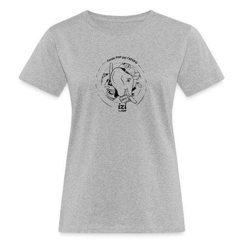 Forum PHP 2019 - T-shirt bio Femme