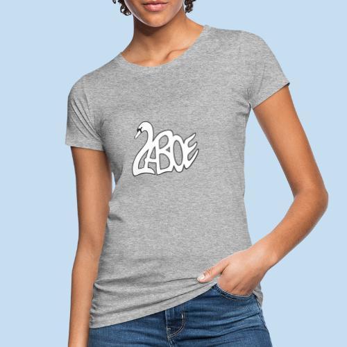 Laboe Schwan weiss - Frauen Bio-T-Shirt