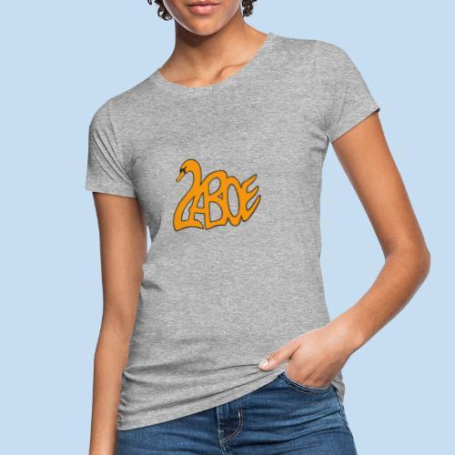 Laboe Schwan orange - Frauen Bio-T-Shirt