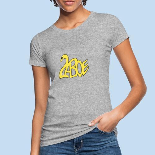 Laboe Schwan gelb - Frauen Bio-T-Shirt