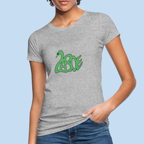 Laboe Schwan grün - Frauen Bio-T-Shirt