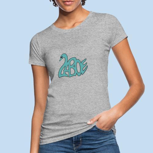 Laboe Schwan türkis - Frauen Bio-T-Shirt