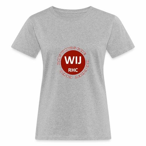 RIJSWIJKSCHE HOCKEY CLUB - Vrouwen Bio-T-shirt