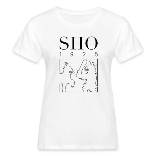 SHO 1925 - Naisten luonnonmukainen t-paita