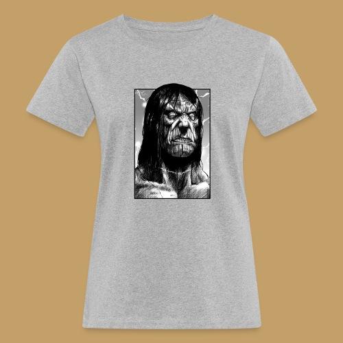 Frankenstein's Monster - Ekologiczna koszulka damska
