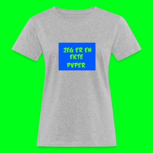 GotPvpGeneseren - Økologisk T-skjorte for kvinner