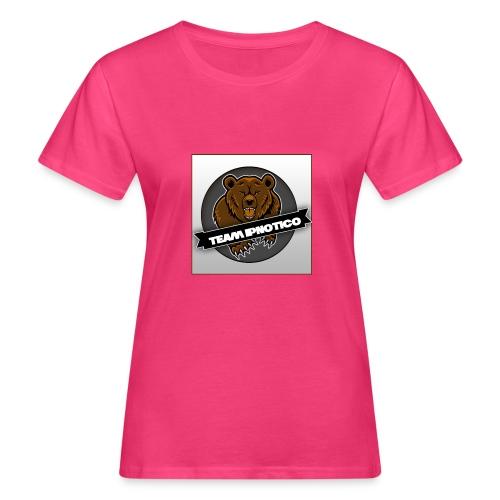 Team Ipnotico - Ekologisk T-shirt dam