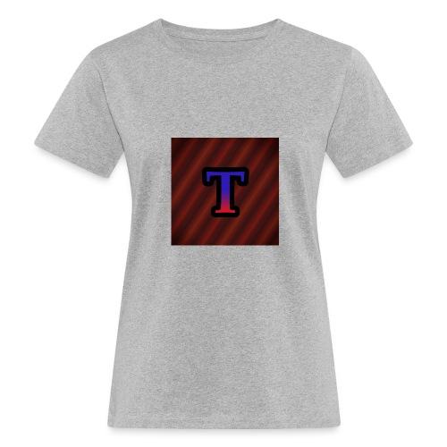 Logo - Vrouwen Bio-T-shirt