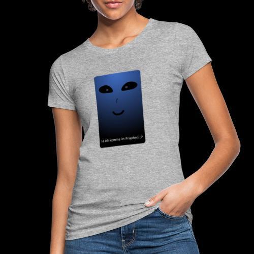 Frieden - Frauen Bio-T-Shirt