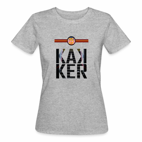 KAKKER - Vrouwen Bio-T-shirt