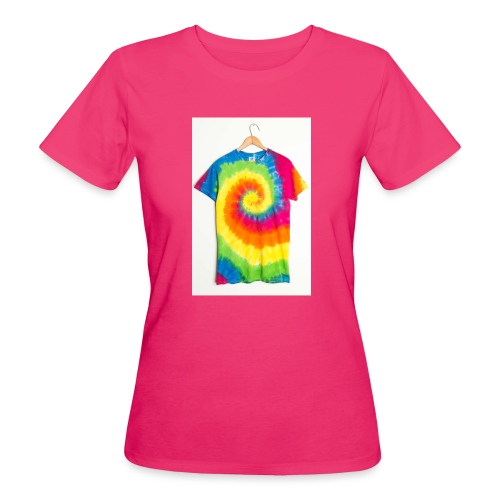 tie die small merch - Women's Organic T-Shirt