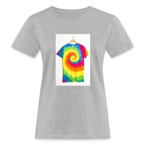 tie die small merch - Women's Organic T-Shirt