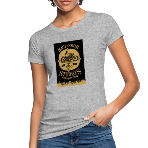 Back from Sturgis - T-shirt bio Femme