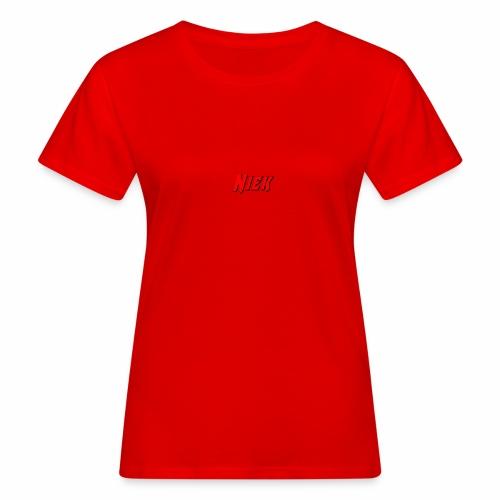 Niek Red - Vrouwen Bio-T-shirt