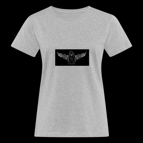 panthère ange - T-shirt bio Femme