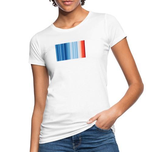 Klimawandel - Frauen Bio-T-Shirt