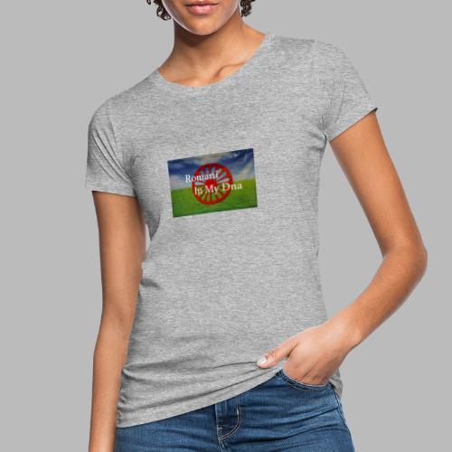 flagromaniinmydna - Ekologisk T-shirt dam