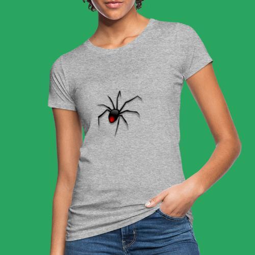 spider logo fantasy - T-shirt ecologica da donna